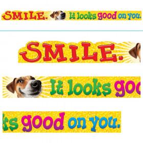 SMILE. It looks good on you. ARGUS® Banner – 10 Feet