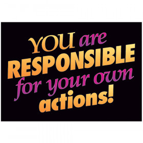 You are responsible for… ARGUS® Poster