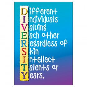 "Diversity ARGUS Poster, 13.375"" x 19"""