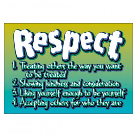 """Respect-Treating others... ARGUS Poster, 13.375"""" x 19"""""""