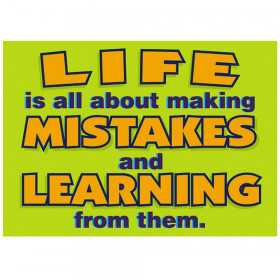 Life is all about making? ARGUS? Poster
