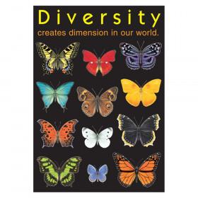 "Diversity creates Dimension ARGUS Poster, 13.375"" x 19"""