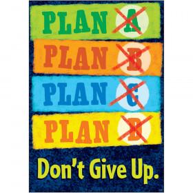 Plan A. Plan B. Plan C. Plan… ARGUS® Poster
