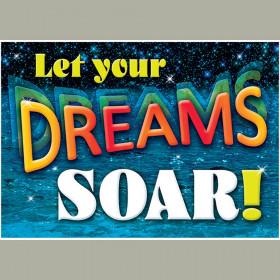 Let your DREAMS SOAR! ARGUS® Poster