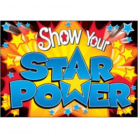 Show Your STAR POWER ARGUS® Poster