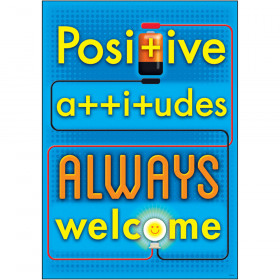 Positive attitudes ALWAYS... ARGUS® Poster