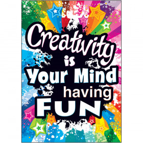 Creativity is Your Mind... ARGUS® Poster