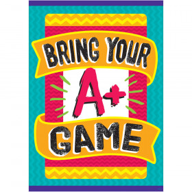 Bring Youre A Game Argus Poster