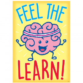 Feel The Learn Argus Poster