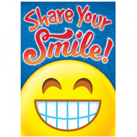 Share Your Smile Argus Poster