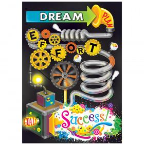 Dream Plan Success Argus Poster