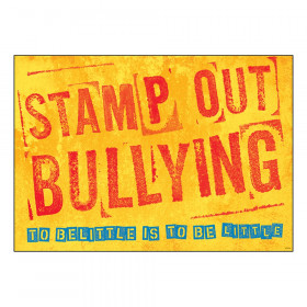 """STAMP OUT BULLYING... ARGUS Poster, 13.375"""" x 19"""""""