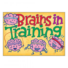 Brains In Training Argus Poster