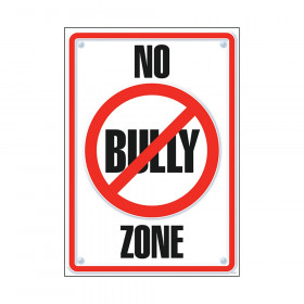 "No Bully Zone ARGUS Poster, 13.375"" x 19"""