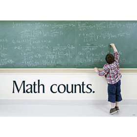 Math counts. ARGUS? Poster