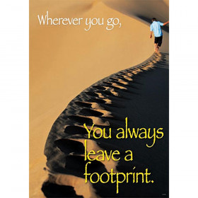 Wherever you go, you… ARGUS® Poster