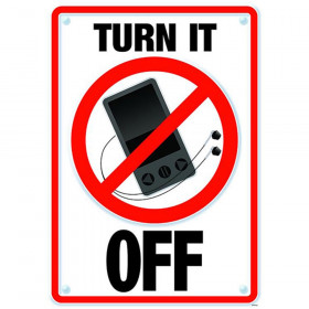 Turn It Off Mp3 Poster