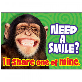 Need a smile? I'll share… ARGUS® Poster