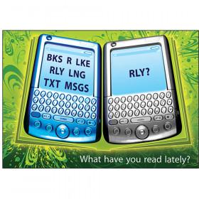 BKS R LKE RLY LNG TXT MSGS ARGUS® Poster