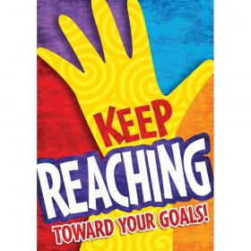 Keep reaching toward your? ARGUS? Poster