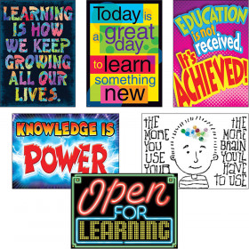 Learning Power ARGUS® Posters Combo Pack