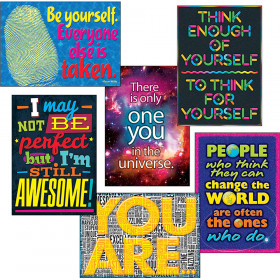 Self-Esteem ARGUS® Posters Combo Pack