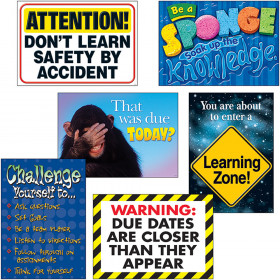 Learning Zone ARGUS® Posters Combo Pack
