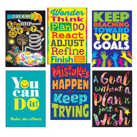 Goal-Getter ARGUS Poster Combo Pack