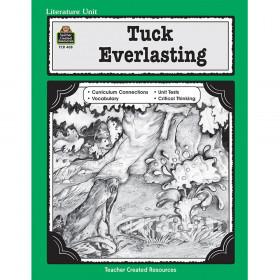 Lit. Unit: Tuck Everlasting