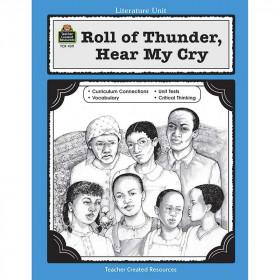Lit. Unit: Roll of Thunder, Hear My Cry