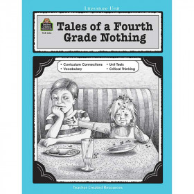 Lit. Unit: Tales of a Fourth Grade Nothing