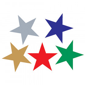 Assorted Stars Foil Stickers