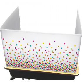 Confetti Classroom Privacy Screen