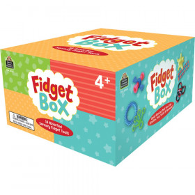 Fidget Box, 18 Pieces
