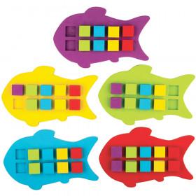 Magnetic Foam Fish Ten Frames