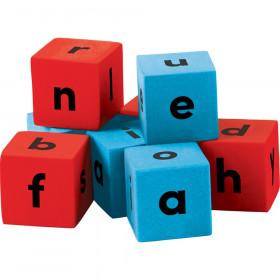 Foam Alphabet Dice, Pack of 20