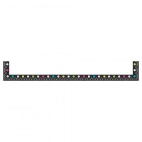 Chalkboard Brights Magnetic Pockets - Large
