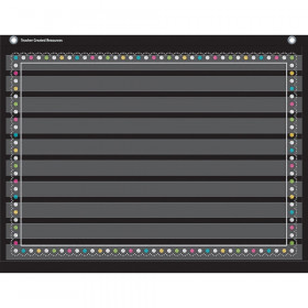 "Chalkboard Brights Mini Pocket Chart (17"" x 22"")"