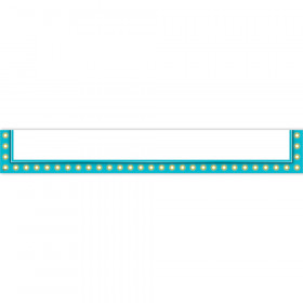 Light Blue Marquee Magnetic Pockets - Large