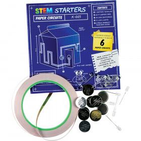 STEM Starters, Paper Circuits