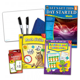 Learning Together: Math Grade 1 Home Learning Set