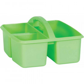 Mint Plastic Storage Caddy