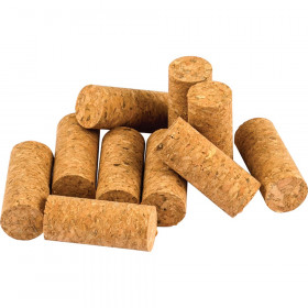 STEM Basics, Wooden Corks (10)