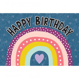 Oh Happy Day Happy Birthday Postcards, Pack of 30