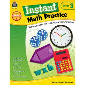 Instant Math Practice (Gr. 3)