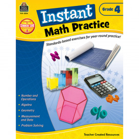 Instant Math Practice (Gr. 4)