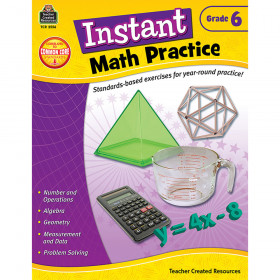 Instant Math Practice (Gr. 6)