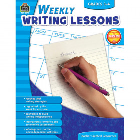 Weekly Writing Lessons (Gr. 3?4)
