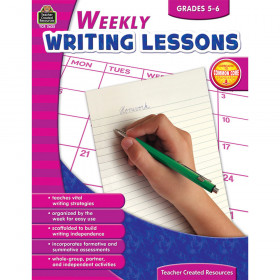 Weekly Writing Lessons (Gr. 5?6)