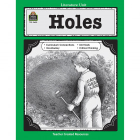 Holes Literature Unit
